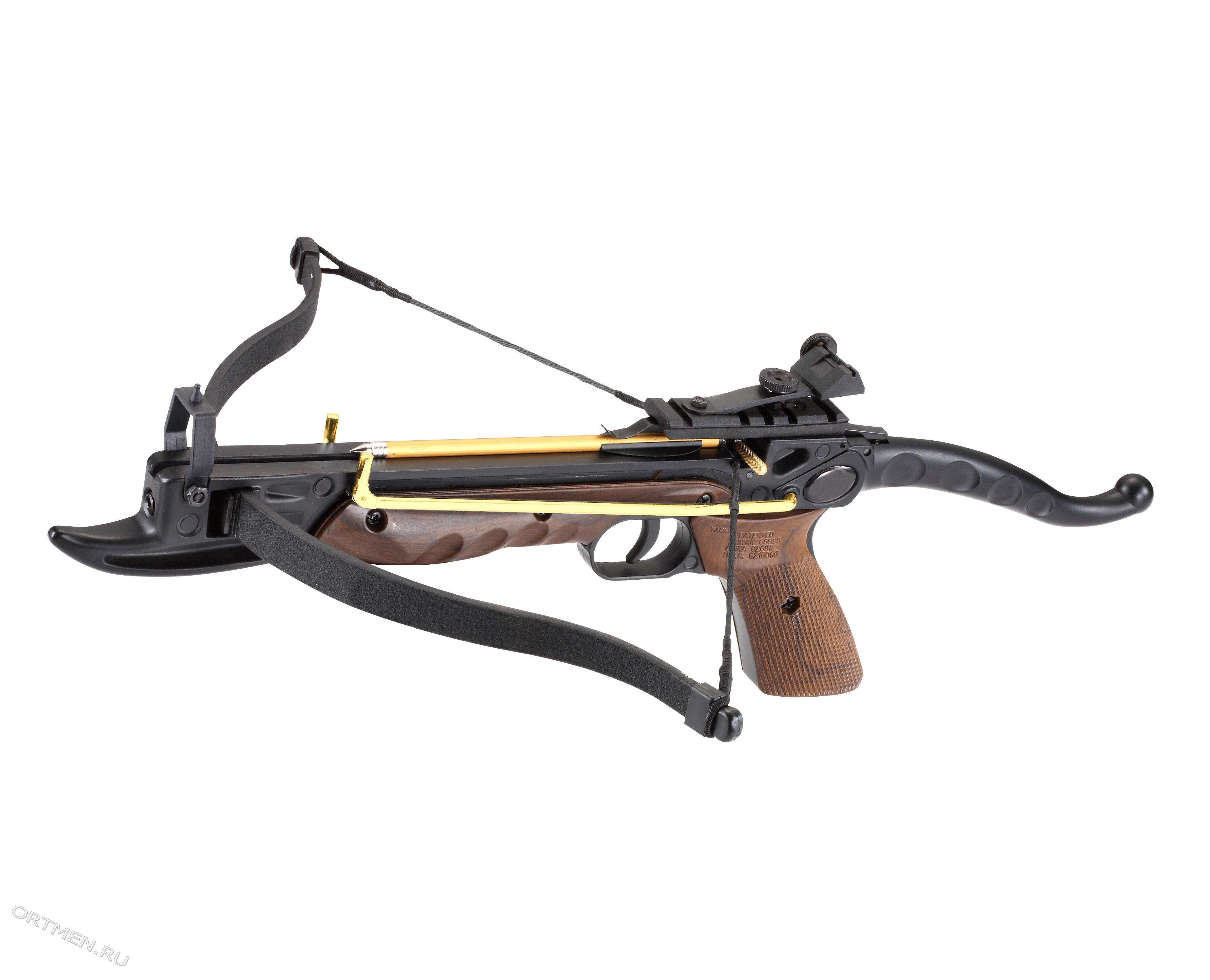 Купить Арбалет-пистолет Скаут с доставкой по всей России - ortmen.ru